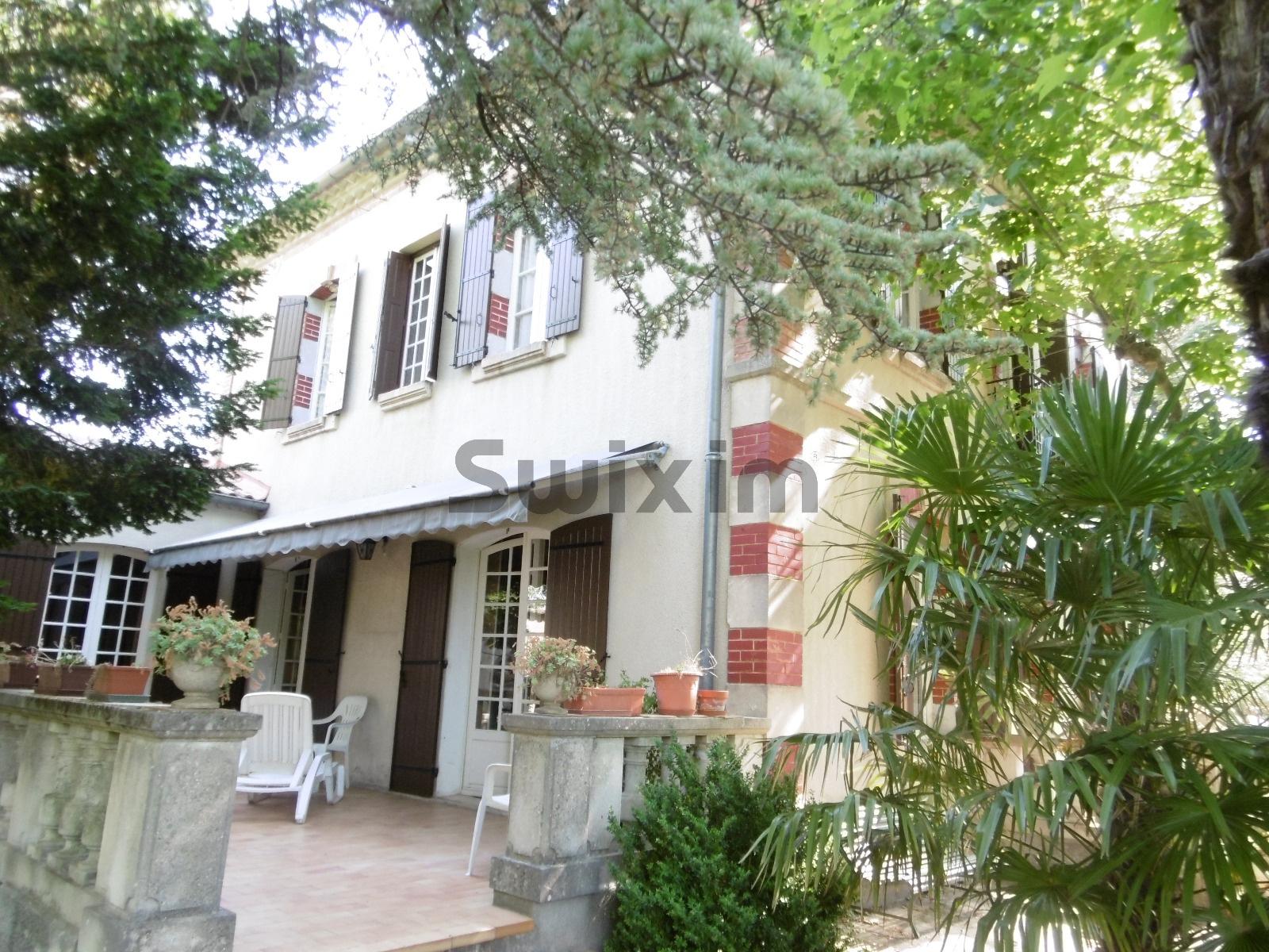 Vente le r ve d 39 une maison bourgeoise a 18 km d 39 uz s for Acheter maison uzes